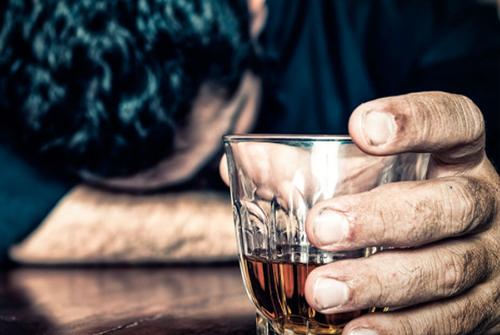 As fases da embriaguez